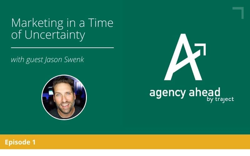jason swenk agency ahead podcast episode 1