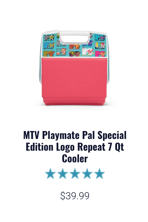 mtv igloo cooler