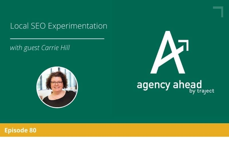 Carrie Hill Local SEO experimentation