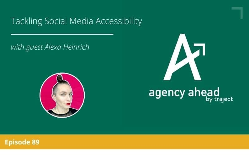 Tackling Social Media Accessibility with Alexa Heinrich